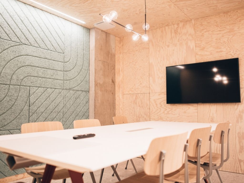 Coworking and event space in Lausanne